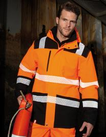 Printable Waterproof Safety Coat