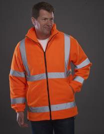His-Vis Fleece Jacket